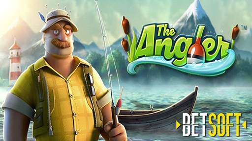 Casino 3D Slots The Angler