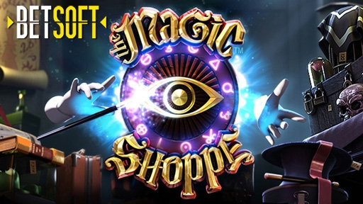 Casino 3D Slots The Magic Shoppe