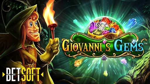 Play online Casino Giovanni's Gems