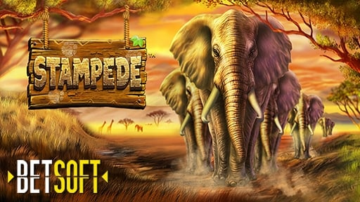 Stampede from Betsoft
