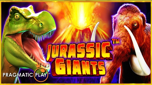 Casino Slots Jurassic Giants