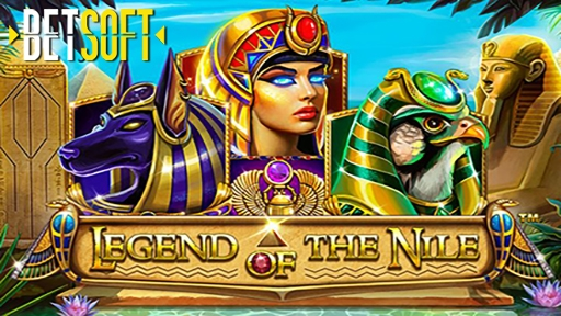 Casino 3D Slots Legend of the nile