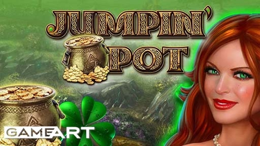 Casino Slots Jumping Pot