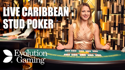 Casino Live Dealers Caribbean Stud Poker