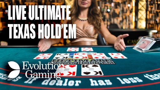 Play online Casino Ultimate Texas Hold'em