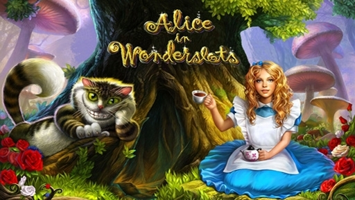Casino 3D Slots Alice in Wonderslots