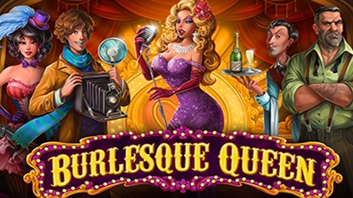 Play online casino Burlesque Queen