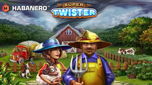Casino Slots Super Twister