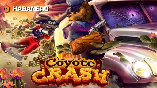 Casino Slots Coyote Crash