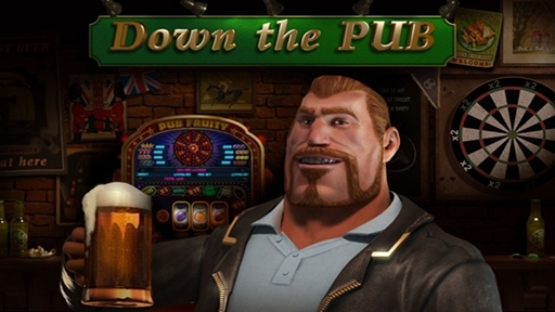 Casino 3D Slots Down The Pub
