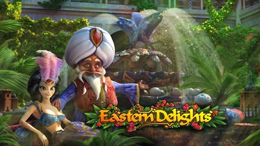 Casino Slots Eastern Delights