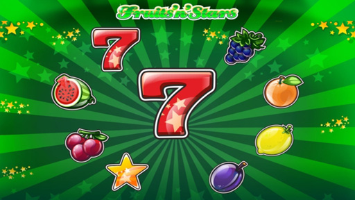 Play online casino Fruits'n'Stars