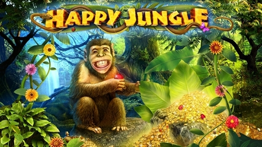 Casino Slots Happy Jungle