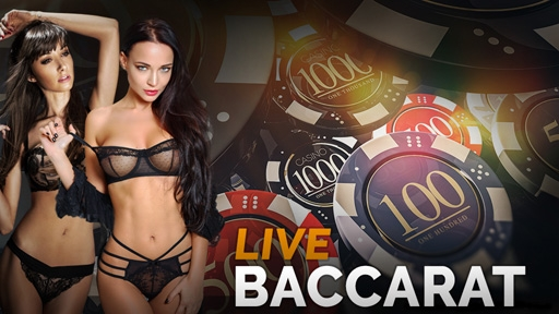 Play online Casino Live Baccarat