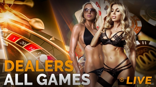 Casino Live Dealers Live Dealers All Games
