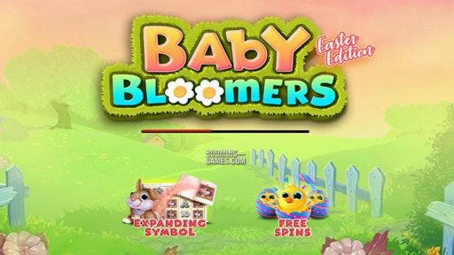 Baby Bloomers from Booming Games