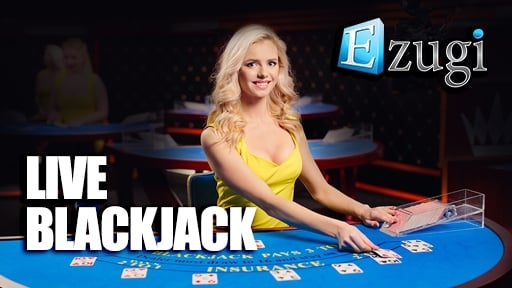 Play online Casino Live Blackjack