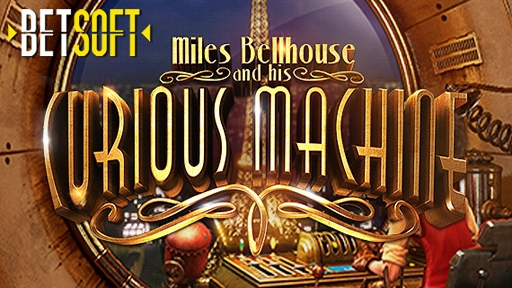 Play online Casino The Curious Machine Plus