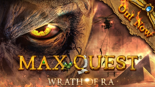 Play online Casino Max Quest: Wrath of Ra