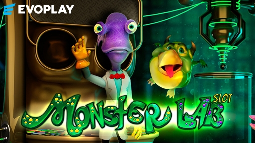 Casino 3D Slots Monster Lab