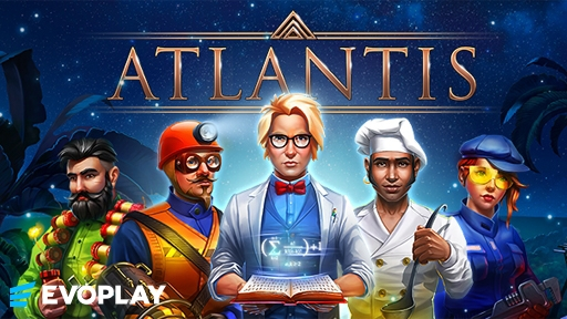 Atlantis from Evoplay Entertainment