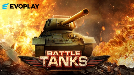 Casino 3D Slots Battle Tanks