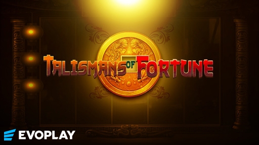 Casino 3D Slots Talismans of Fortune