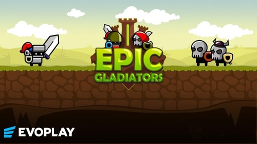 Play online Casino Epic Gladiators