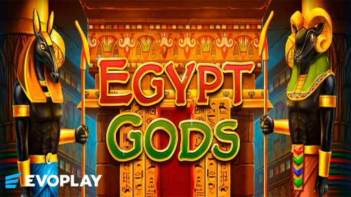 Egypt Gods from Evoplay Entertainment