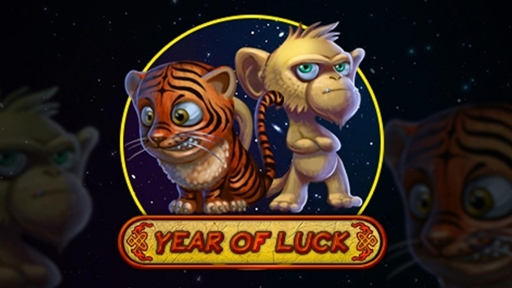 Year of luck from Spinomenal