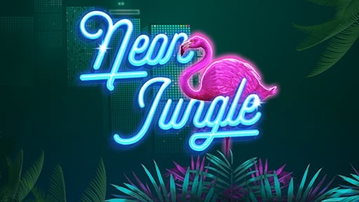 Play online Casino Neon Jungle