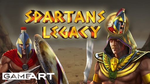Play online Casino Spartans Legacy