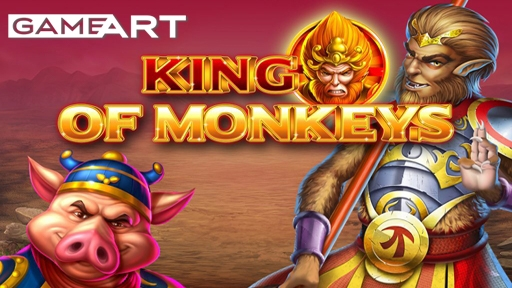 Casino Slots King of Monkeys