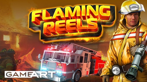 Play online Casino Flaming reels