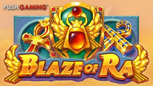 Blaze of Ra from Push Gaming