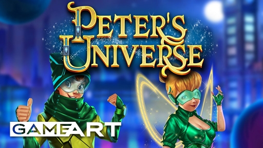 Peters Universe from Game Art