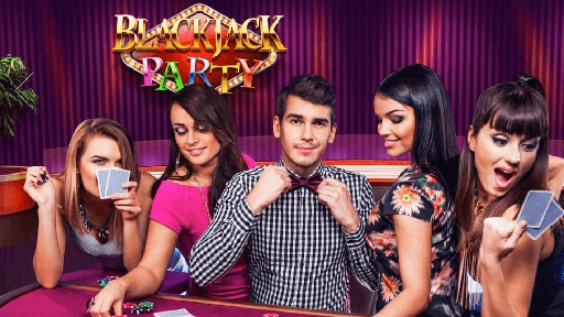 Casino Live Dealers Blackjack Party
