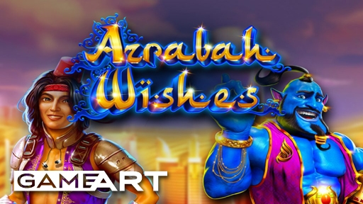 Casino Slots Azrabah Wishes