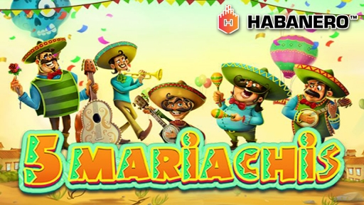 Play online Casino 5 Mariachis