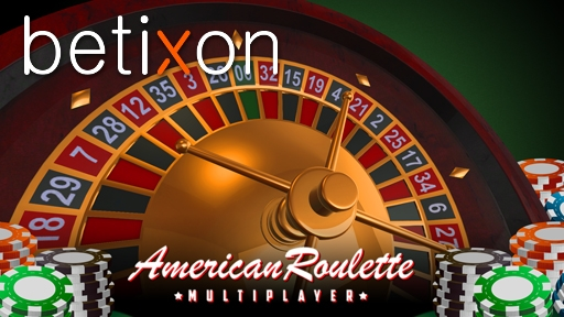 Roulette Multiplayer from BetiXon