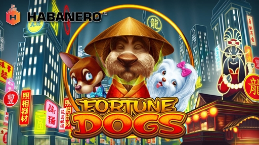 Fortune Dogs from Habanero