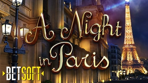 A Night in Paris from Betsoft