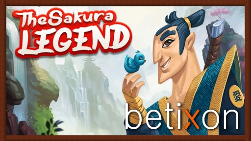 Play online casino The Sakura Legend