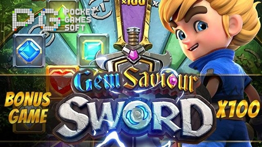 Play online Casino Gem Saviour Sword
