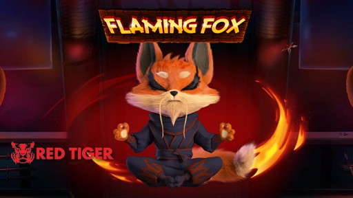 Play online Casino Flaming Fox