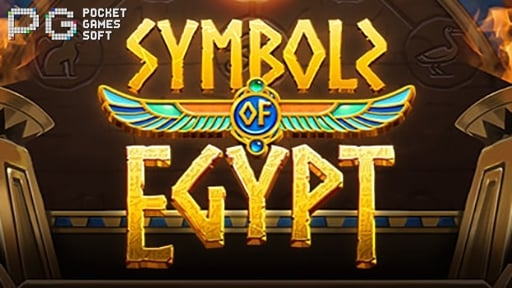 Casino 3D Slots Symbols of Egypt