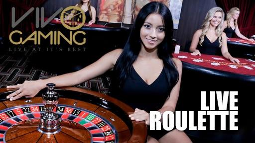 Live Roulette from Vivo Gaming