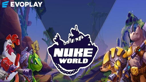 Casino 3D Slots Nuke World