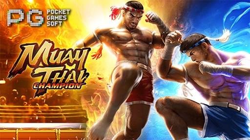 Casino 3D Slots Muay Thai Champion
