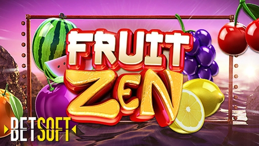 Play online Casino Fruit Zen